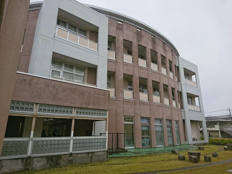 防災拠点悠久館(ゆうきゅうかん)