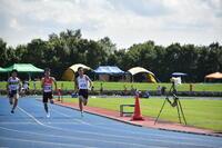 男子100m予選①