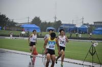 男子200m予選