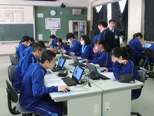プログラミング教育の様子②