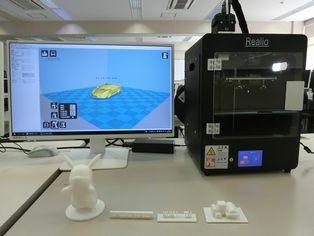 3Dプリンタの研究