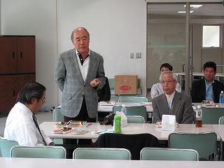 H23同窓会総会⑦