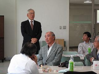 H23同窓会総会⑧