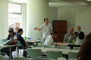 H23同窓会総会⑨