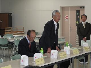 H22同窓会総会②