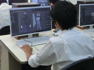 3D動画制作➀