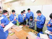 電気工事授業