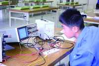電気電子回路実習